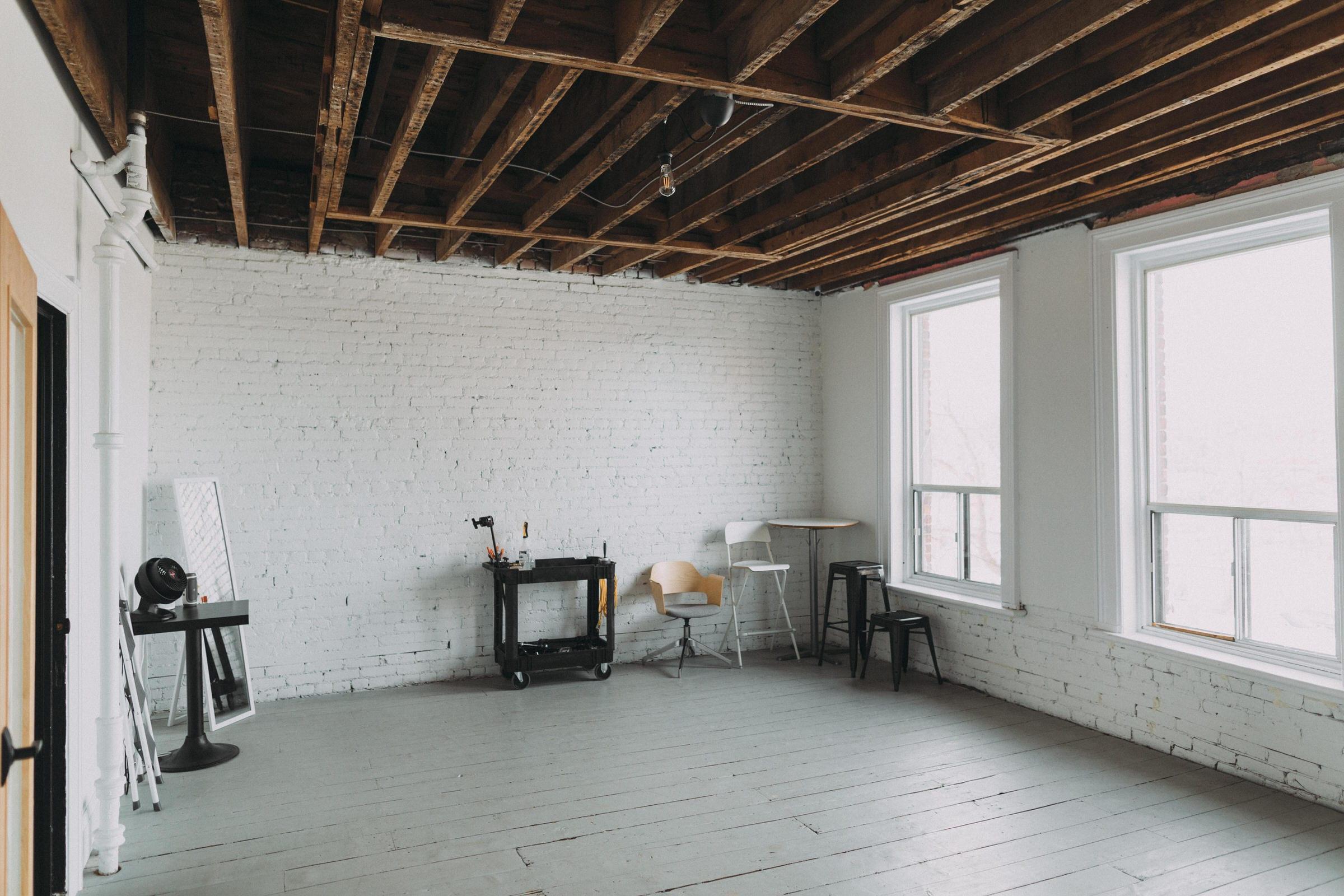 Whitby photography studio